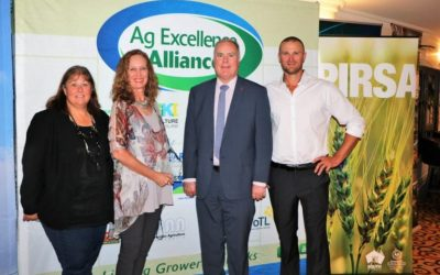 WoTL wins 2019 PIRSA Grower Group Award