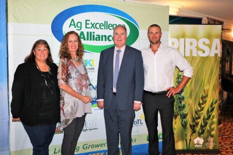WoTL wins 2019 PIRSA Grower Group Award